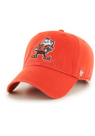 47 Cleveland Browns Legacy Clean Up Adjustable Hat - Orange
