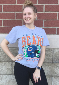 47 Chicago Bears Grey Field General Fashion Tee