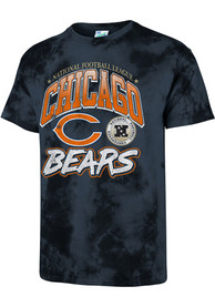 47 Chicago Bears Navy Blue Blockbuster Fashion Tee