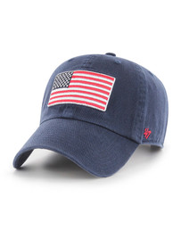 Team USA 47 OHT Clean Up Adjustable Hat - Navy Blue