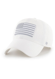 Team USA 47 OHT Clean Up Adjustable Hat - White