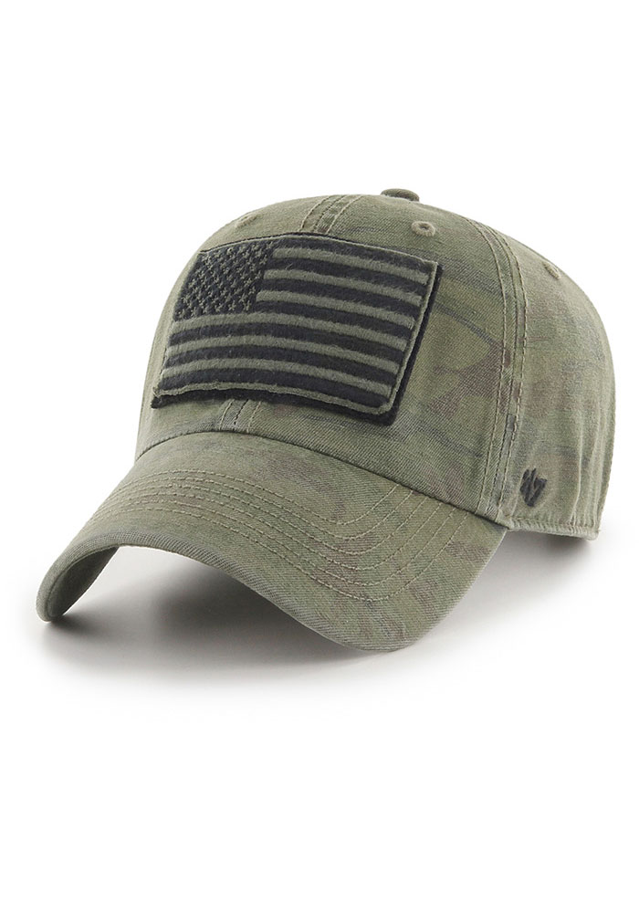 Team USA 47 OHT Movement Clean Up Adjustable Hat - Green