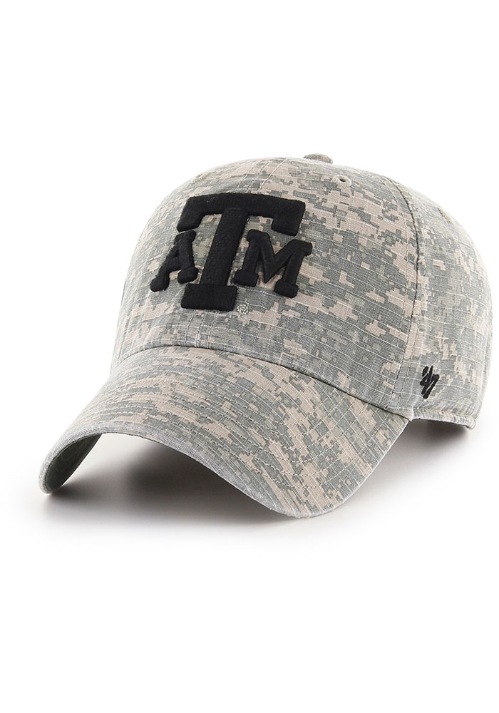 Texas A&M Aggies 47 OHT Nilan Clean Up Adjustable Hat - Green