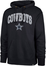 Dallas Cowboys 47 Pinnacle Striker Fashion Hood - Navy Blue