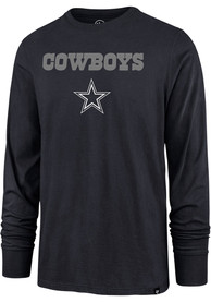 Dallas Cowboys 47 Pregame T Shirt - Navy Blue