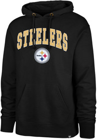 Pittsburgh Steelers 47 Pinnacle Striker Fashion Hood - Black