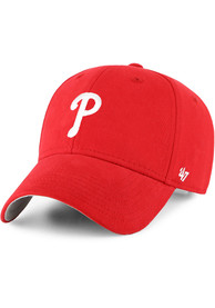 '47 Philadelphia Phillies Baby Basic MVP Adjustable Hat - Red