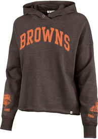 '47 Cleveland Browns Womens Olivia Hoodie