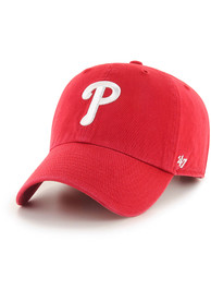 Philadelphia Phillies Toddler 47 Clean Up Adjustable - Red