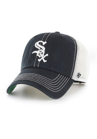 Chicago White Sox 47 Trawler Adjustable Hat - Black