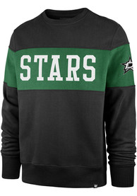 Dallas Stars 47 Interstate Fashion Sweatshirt - Black