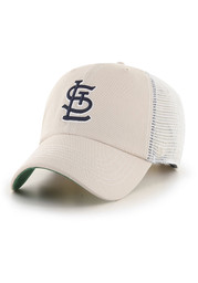 47 St Louis Cardinals Trawler Clean Up Adjustable Hat - White