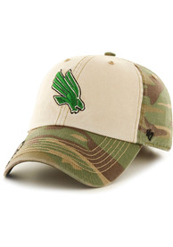 North Texas Mean Green 47 OHT Gordie Clean Up Adjustable Hat - Green