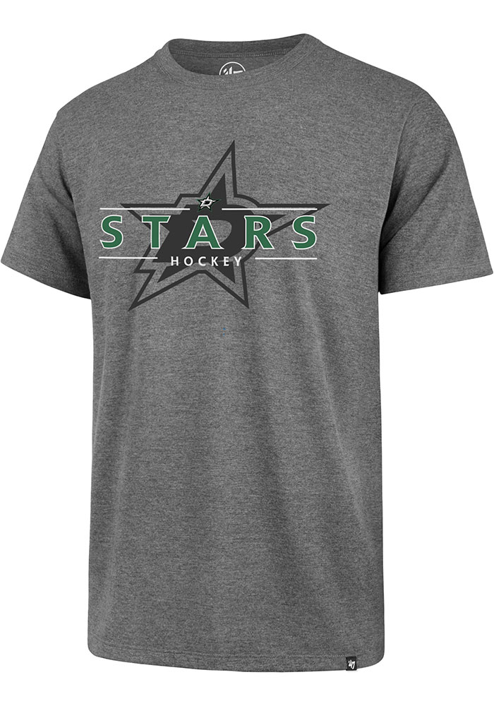 Dallas Stars 47 Regional Club T Shirt - Grey