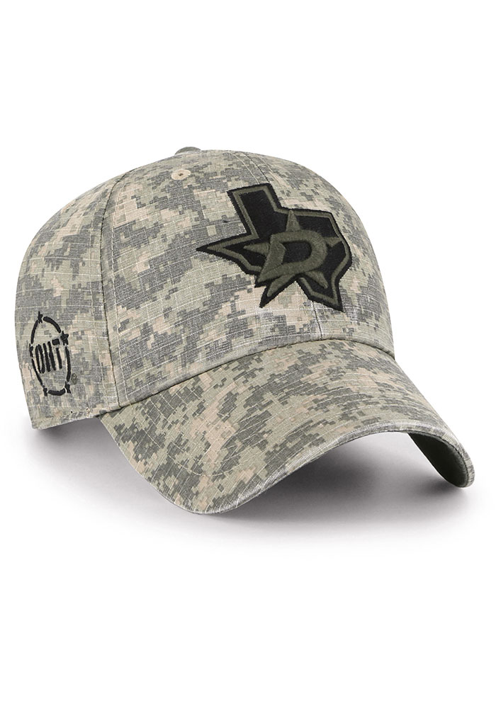 47 Dallas Stars OHT Nilan Clean Up Adjustable Hat - Green - Image 2