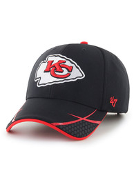Kansas City Chiefs 47 Sensei MVP Adjustable Hat - Black