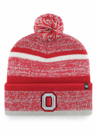 Ohio State Buckeyes 47 Northward Cuff Knit - Red