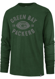Green Bay Packers 47 Overcast Franklin Fashion T Shirt - Green