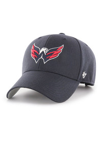 Washington Capitals 47 MVP Adjustable Hat - Navy Blue
