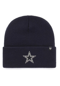 Dallas Cowboys 47 Carhartt Cuff Knit - Navy Blue