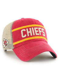 Kansas City Chiefs 47 Juncture Clean Up Adjustable Hat - Red