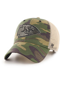 Kansas City Chiefs 47 Branson Strap MVP Adjustable Hat - Green