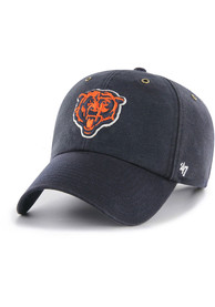 Chicago Bears 47 Carhartt OTC Clean Up Adjustable Hat - Navy Blue