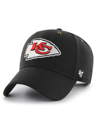 Kansas City Chiefs 47 Carhartt OTC MVP Adjustable Hat - Black