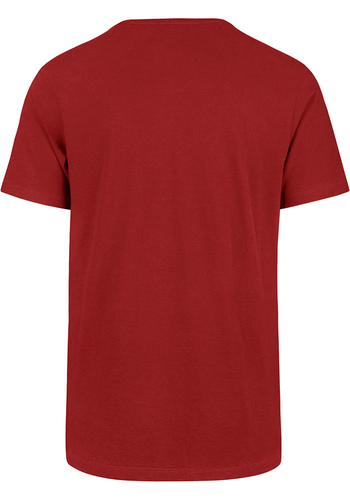 47 Tampa Bay Buccaneers Red Traction Super Rival Short Sleeve T Shirt - Image 2