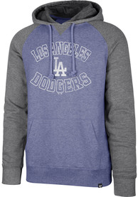 Los Angeles Dodgers 47 Match Raglan Fashion Hood - Blue