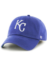 Kansas City Royals 47 Franchise Fitted Hat - Blue