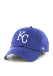 Kansas City Royals 47 47 Franchise Fitted Hat - Blue