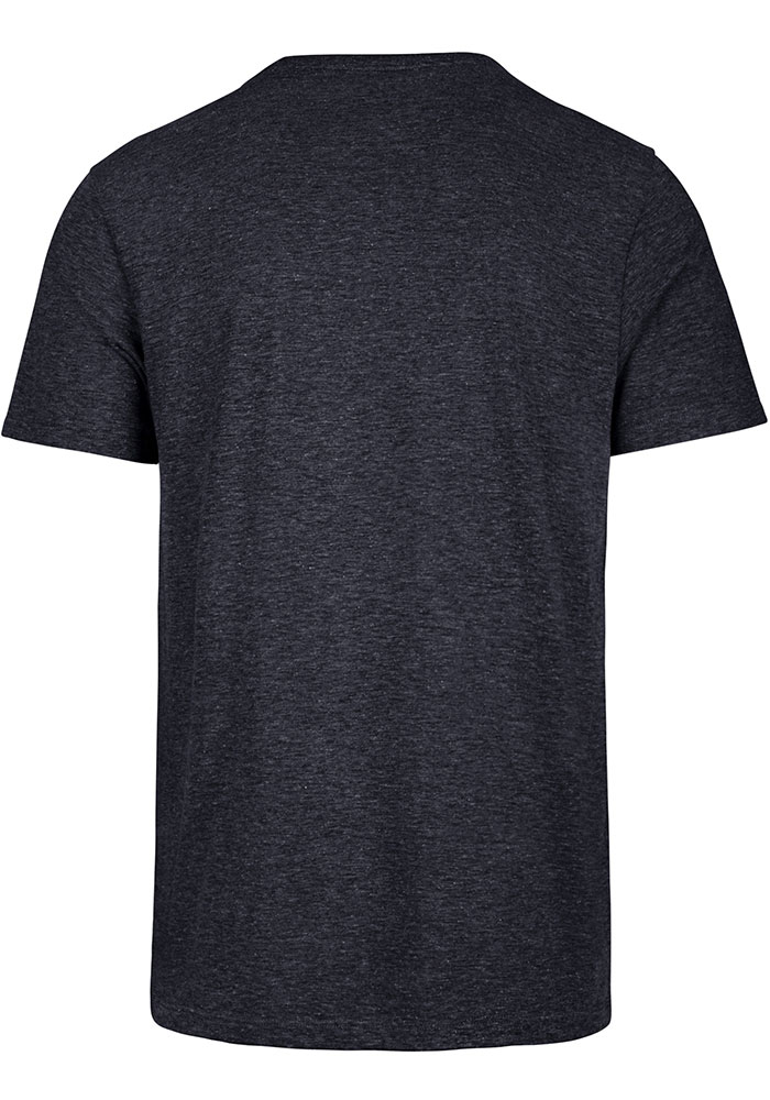 '47 Chicago Bears Navy Blue Match Short Sleeve Fashion T Shirt - Image 2