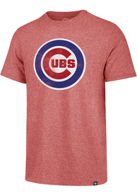47 Chicago Cubs Red Match Fashion Tee
