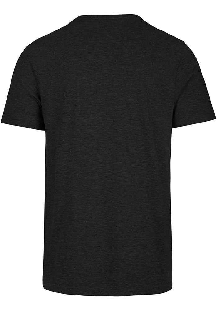 '47 Cincinnati Reds Black Match Short Sleeve Fashion T Shirt - Image 2