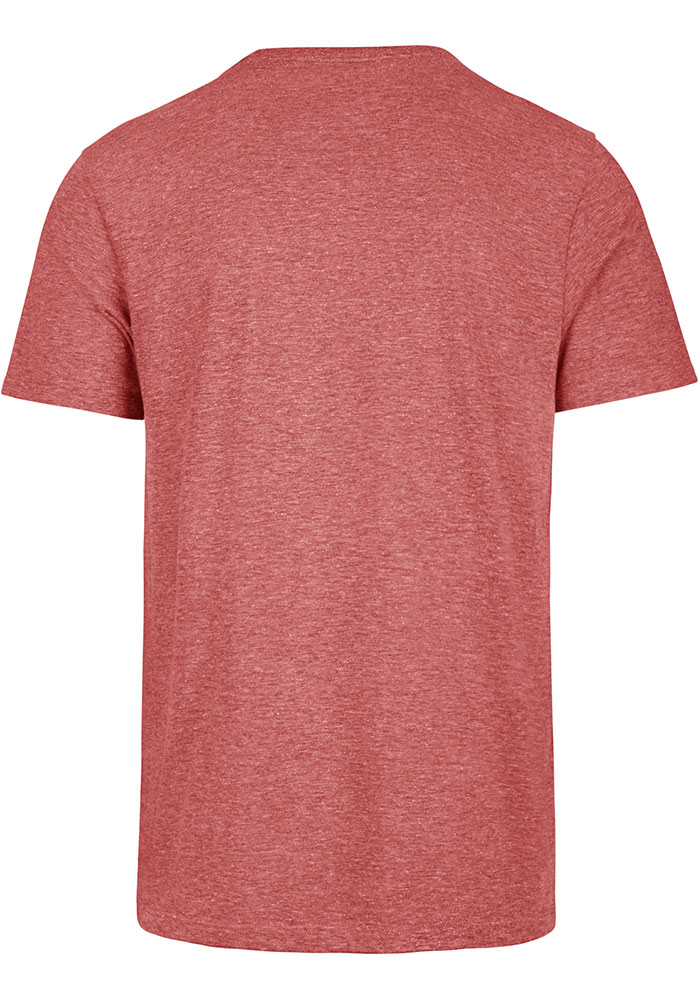 47 Texas Rangers Red Match Short Sleeve Fashion T Shirt - Image 2
