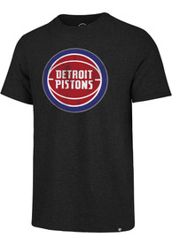 47 Detroit Pistons Black Match Fashion Tee