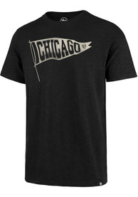 47 Chicago Bears Black Scrum Fashion Tee
