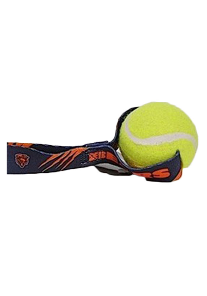 Chicago Bears Tennis Ball Toss Pet Toy - Image 1