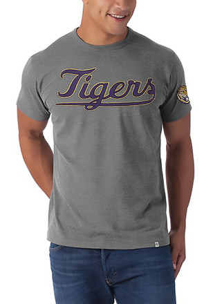 '47 LSU Tigers Grey Tigers Fashion Tee