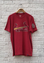 47 St Louis Cardinals Red Fieldhouse Fashion Tee