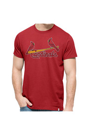 47 St Louis Cardinals Red Flanker MVP Fashion Tee