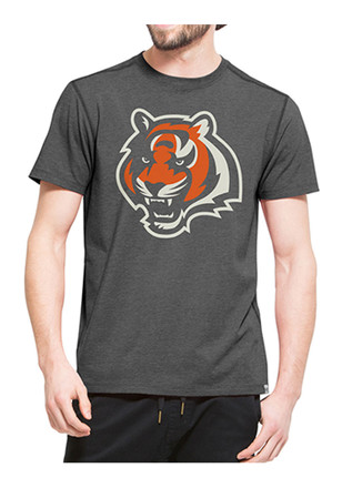 '47 Cincinnati Bengals Mens Black Shift High Point Tee