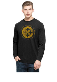 47 Pittsburgh Steelers Black Scrum Fashion Tee
