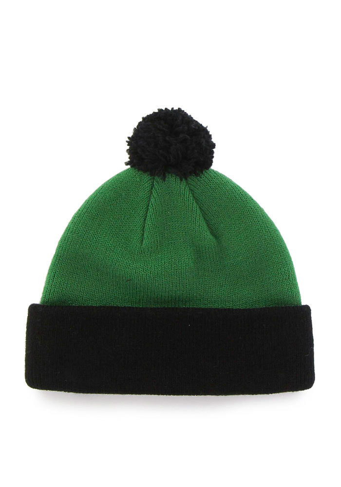 '47 Dallas Stars Green Bam Bam Set Baby Knit Hat - Image 2