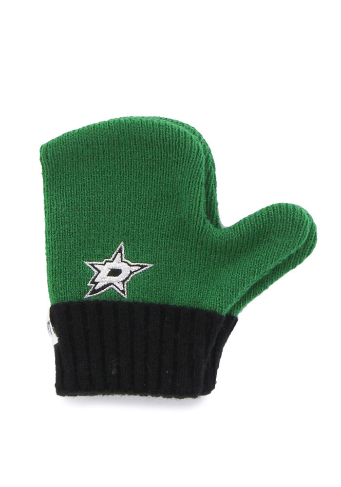 '47 Dallas Stars Green Bam Bam Set Baby Knit Hat - Image 3