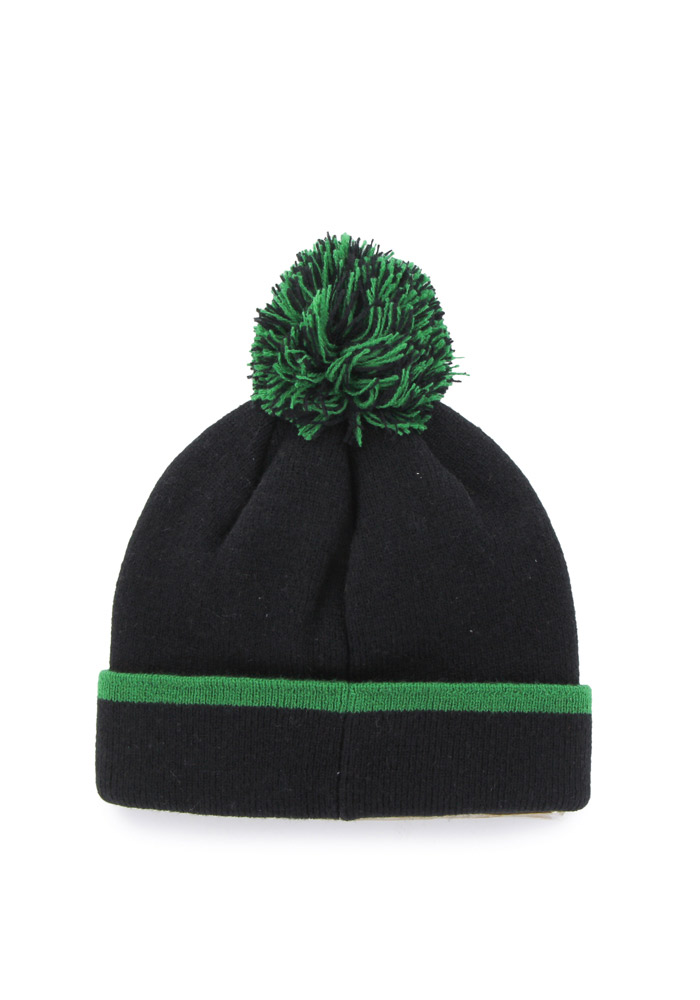 '47 Dallas Stars Black Baraka Mens Knit Hat - Image 2
