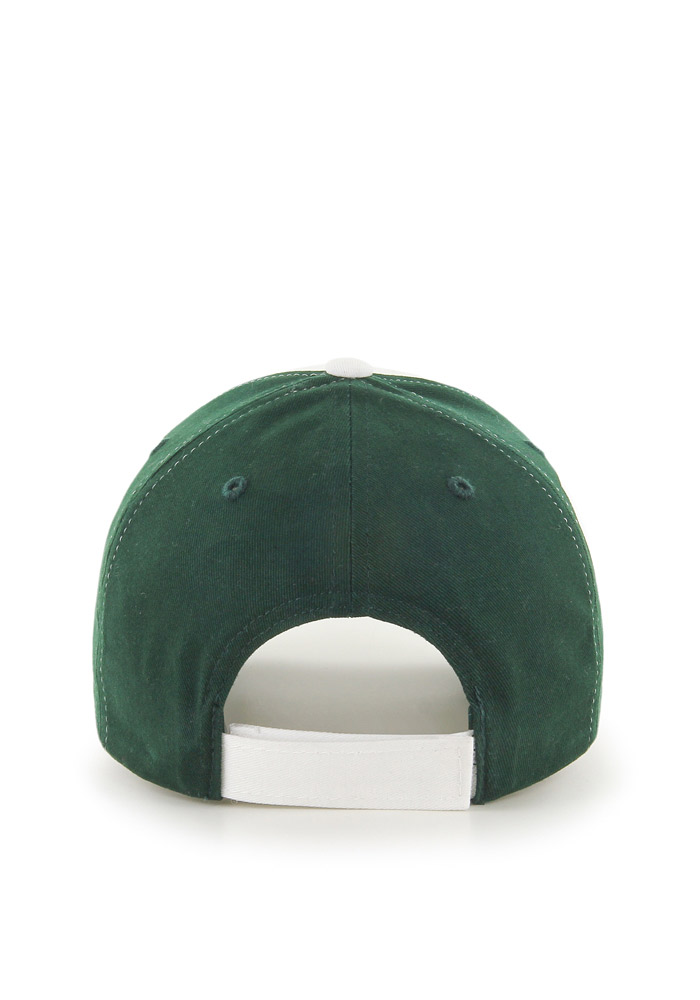 Michigan State Spartans Green Broadside Youth Adjustable Hat - Image 3