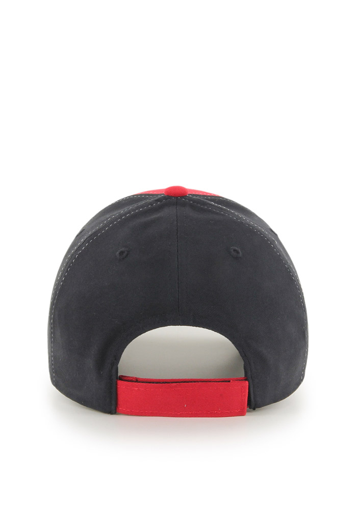 Texas Tech Red Raiders Red B-Side Youth Adjustable Hat - Image 3