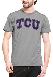 '47 Horned Frogs Mens Grey High Point Performance Tee
